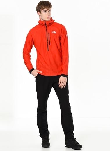 The North Face Polar Sweatshirt Kırmızı